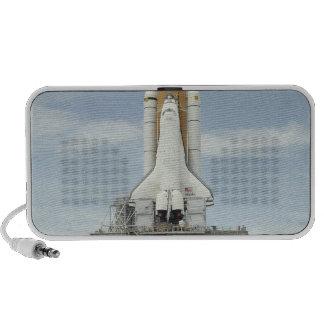 Space shuttle Atlantis 2 Travelling Speaker