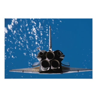 Space Shuttle Atlantis 3 Photo Print