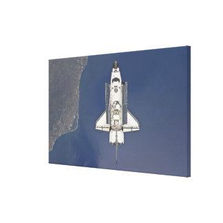 Space shuttle Atlantis 5 Canvas Print