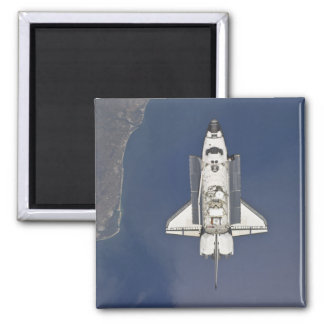 Space shuttle Atlantis 5 Refrigerator Magnets