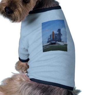 Space Shuttle Atlantis Pet Clothing