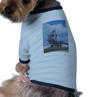 Space Shuttle Atlantis Pet Tshirt