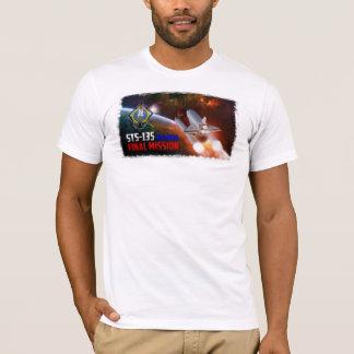Space Shuttle Atlantis Final Mission Shirt