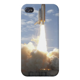 Space Shuttle Atlantis lifts off 10 iPhone 4 Case