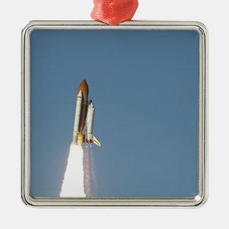 Space Shuttle Atlantis lifts off 11 Christmas Ornament
