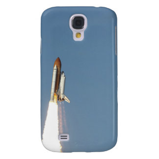 Space Shuttle Atlantis lifts off 11 Galaxy S4 Case