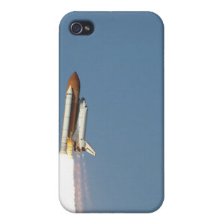 Space Shuttle Atlantis lifts off 11 iPhone 4 Cover