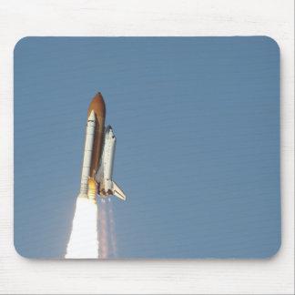 Space Shuttle Atlantis lifts off 11 Mouse Mat