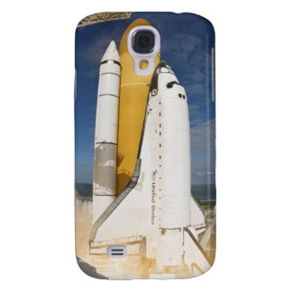 Space Shuttle Atlantis lifts off 12 Galaxy S4 Case