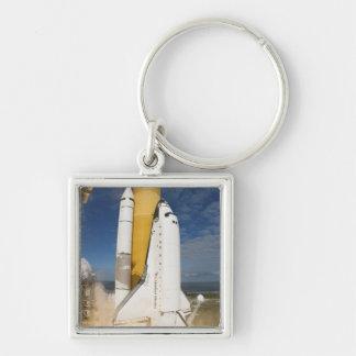 Space Shuttle Atlantis lifts off 12 Key Ring
