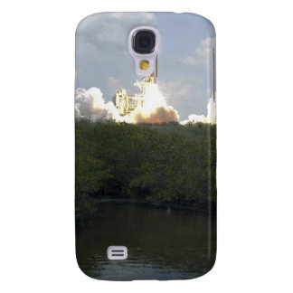 Space Shuttle Atlantis lifts off 13 Galaxy S4 Case