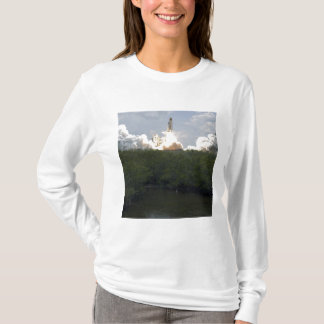 Space Shuttle Atlantis lifts off 13 T-Shirt