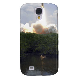 Space Shuttle Atlantis lifts off 14 Galaxy S4 Case