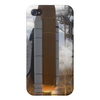 Space Shuttle Atlantis lifts off 15 iPhone 4/4S Cover