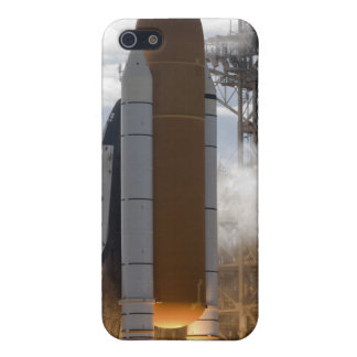 Space Shuttle Atlantis lifts off 15 iPhone 5 Cover