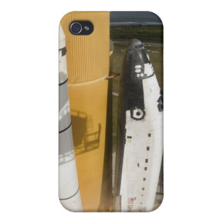 Space Shuttle Atlantis lifts off 17 Cover For iPhone 4