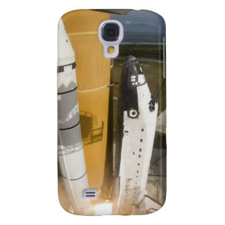 Space Shuttle Atlantis lifts off 17 Galaxy S4 Case