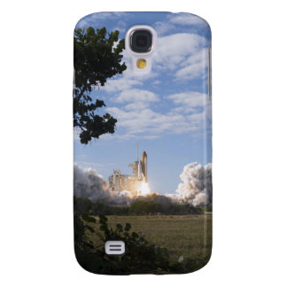 Space Shuttle Atlantis lifts off 18 Galaxy S4 Case