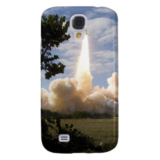 Space Shuttle Atlantis lifts off 19 Galaxy S4 Case