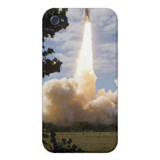 Space Shuttle Atlantis lifts off 19 iPhone 4 Case
