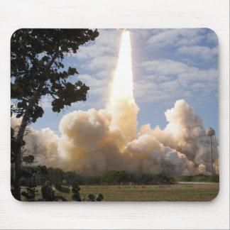 Space Shuttle Atlantis lifts off 19 Mouse Mat