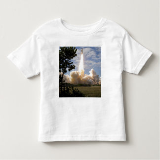 Space Shuttle Atlantis lifts off 19 Toddler T-Shirt
