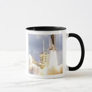 Space Shuttle Atlantis lifts off 2