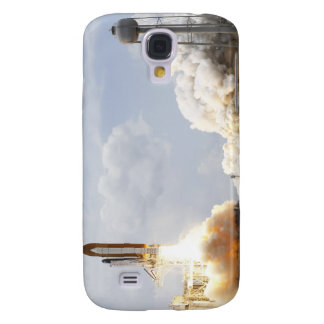 Space Shuttle Atlantis lifts off 21 Galaxy S4 Case