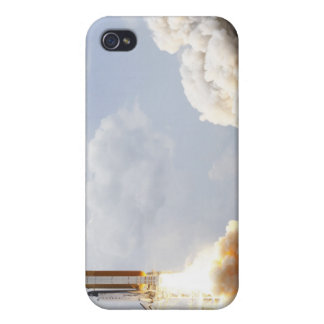 Space Shuttle Atlantis lifts off 21 iPhone 4 Cover