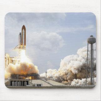 Space Shuttle Atlantis lifts off 21 Mouse Mat
