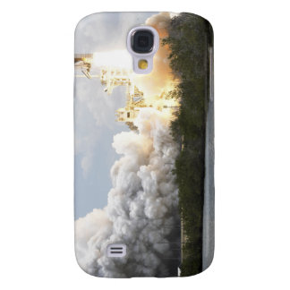 Space Shuttle Atlantis lifts off 22 Galaxy S4 Case