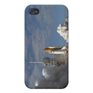 Space Shuttle Atlantis lifts off 23 Case For iPhone 4