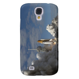 Space Shuttle Atlantis lifts off 23 Galaxy S4 Case