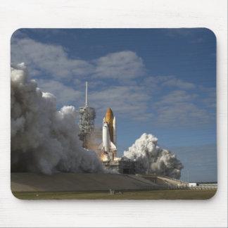 Space Shuttle Atlantis lifts off 23 Mouse Mat