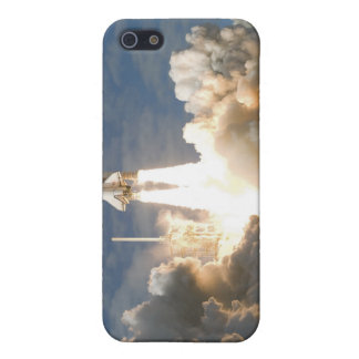 Space Shuttle Atlantis lifts off 24 Cover For iPhone 5/5S