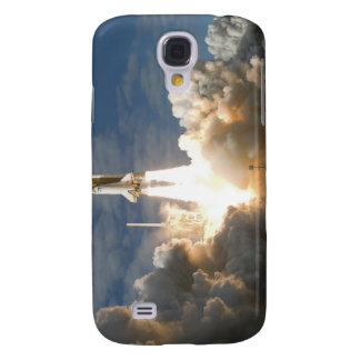 Space Shuttle Atlantis lifts off 24 Galaxy S4 Case