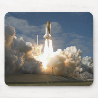 Space Shuttle Atlantis lifts off 24 Mouse Mat