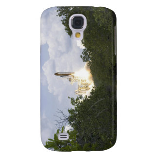 Space Shuttle Atlantis lifts off 25 Galaxy S4 Case