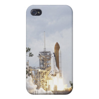 Space Shuttle Atlantis lifts off 3 iPhone 4/4S Case