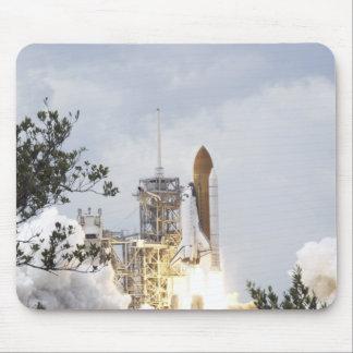 Space Shuttle Atlantis lifts off 3 Mouse Mat