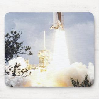 Space Shuttle Atlantis lifts off 4 Mouse Mat