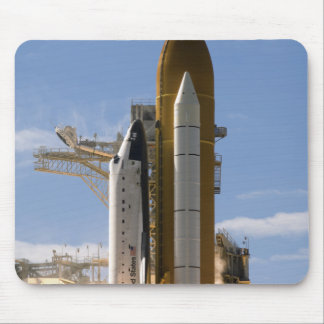 Space Shuttle Atlantis lifts off 5 Mouse Pad