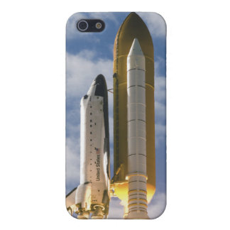 Space Shuttle Atlantis lifts off 6 Cover For iPhone 5/5S