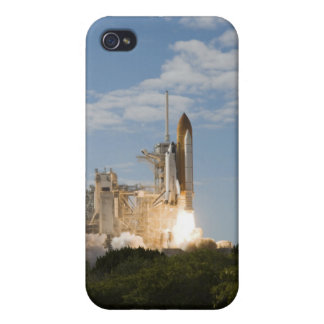 Space Shuttle Atlantis lifts off 7 Case For iPhone 4
