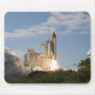 Space Shuttle Atlantis lifts off 7 Mouse Mat