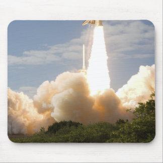 Space Shuttle Atlantis lifts off 8 Mouse Mat