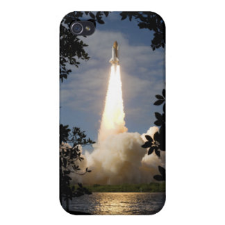 Space Shuttle Atlantis lifts off 9 Case For iPhone 4