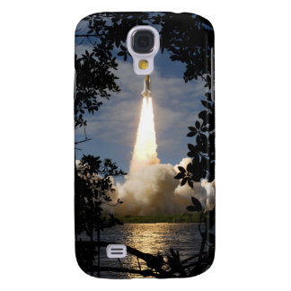 Space Shuttle Atlantis lifts off 9 Galaxy S4 Case