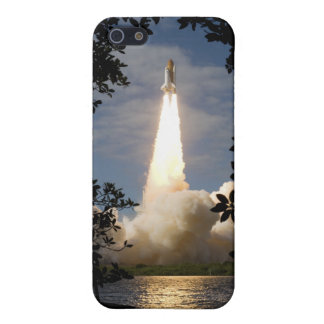 Space Shuttle Atlantis lifts off 9 iPhone 5 Cover
