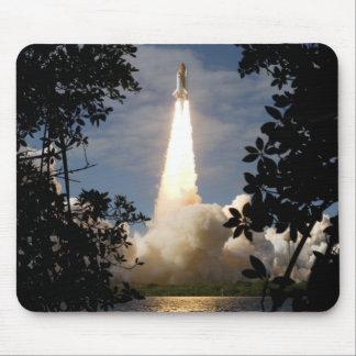 Space Shuttle Atlantis lifts off 9 Mouse Mat